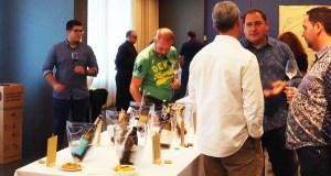 Os viños da D.O. Monterrei promociónanse en Barcelona