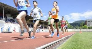 O Barco acolle a quinta xornada da Copa Deputación de atletismo