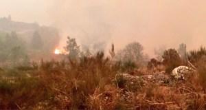 Ata oito lumes na provincia en situación de nivel 2 por proximidade a poboacións