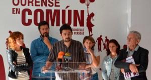 En Marea preguntará no Congreso sobre o AVE, a Praza de Abastos de Ourense e o Arqueolóxico