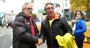 Gran presenza valdeorresa na XLI Carreira Pedestre Popular San Martiño