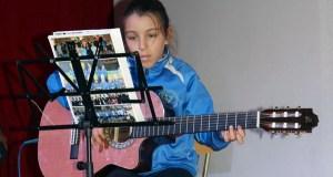 Animadas actuacións para celebrar o Día da Música no colexio Pablo VI-Fátima da Rúa