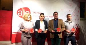 A Asociación de Jóvenes Empresarios de Ourense entrega os seus premios anuais