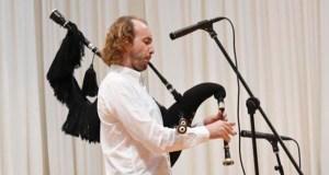 Obradoiro de gaita tradicional con Óscar Ibáñez, en Trives