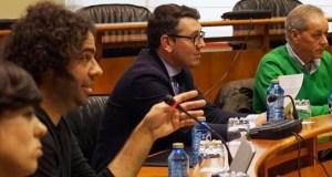 """Davide Rodríguez (En Marea): """"a Comisión de estudo contra incendios nace viciada"""""""
