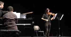 Concerto do Conservatorio e da Escola de Música do Barco para celebrar Santa Icía