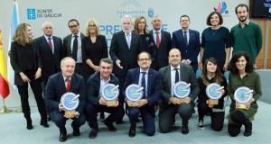 Seis galardoados nos XXIV Premios de Publicidade en Galego