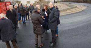 O polígono das Coiñás, en Ourense, sofre unha mellora integral por valor de 421.000 euros