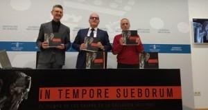 """A exposición """"In tempore Sueborum"""" conta cun catálogo de 500 páxinas sobre os suevos"""