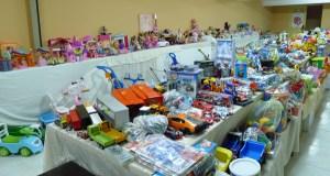 Cáritas do Barco inicia a entrega de xoguetes aos máis pequenos