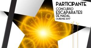 Ourense convoca o concurso de escaparates de Nadal