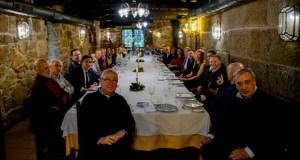 Concelleiros e exconcelleiros do PP de Ourense celebran a Xuntanza Odilo Masid