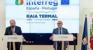 "O proxecto ""Raia Termal"" pretende aunar o turismo termal transfronteirizo"