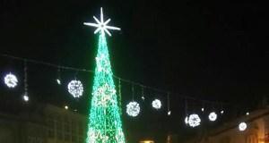 Viana do Bolo acende o Nadal