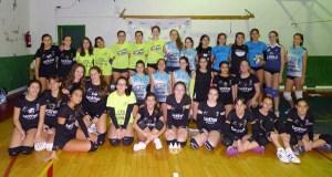 Alta participación no Torneo 3×3 Roscón de Reis de Voleibol, no Barco