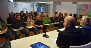 O PPdeOU elixe aos representantes da provincia para a convención nacional de Sevilla