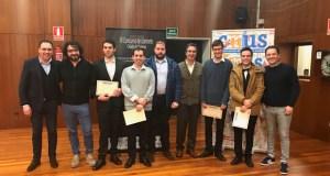 """Seis ourensáns acadan un premio no IV Concurso de Clarinete """"Cidade de Ourense"""""""