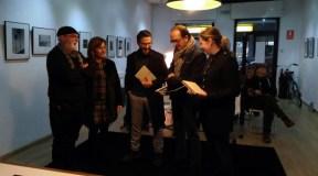 """Preséntase o libro """"To name a Mountain"""" do gañador do V Premio Galicia de Fotografía Contemporánea"""