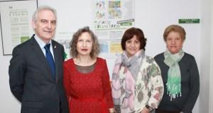 O subdelegado do Goberno reúnese coa AECC de Ourense