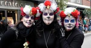 O desfile de Carnaval do Barco en imaxes