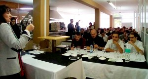 O IES Vilamarín acolle unhas xornadas sobre augardentes e licores de Galicia