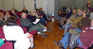 Pensionistas valdeorreses reúnense no Barco, na asemblea aberta previa á concetración do sábado