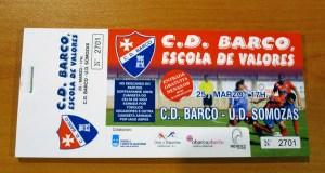 O C.D. Barco convida aos cativos do oriente ourensán e Quiroga ao partido deste domingo