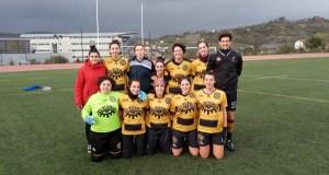 Os equipos do Auriense FG caen en Ourense contra Fill@s de Breográn