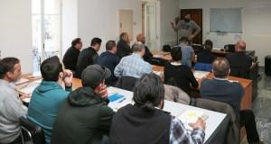 Curso sobre produción apícola sostible en Viana do Bolo