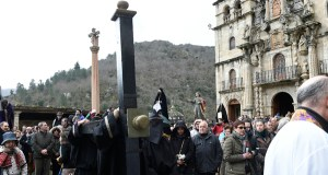 Via Crucis de Venres Santo nas Ermitas (O Bolo)
