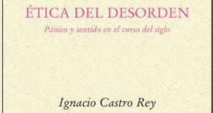 """A través dun coloquio presentarase en Barcelona o libro """"Ética del desorden"""""""