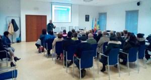 A Garda Civil de Ourense asesora á poboación do rural para mellorar a seguridade