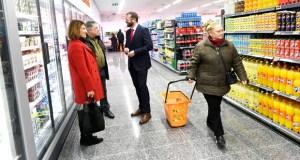 A apertura dun supermercado Plenus en Quiroga crea 15 empregos