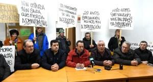 O alcalde de Vilamartín pecharase a partir do 7 de marzo no Concello para pedir o arranxo da estrada a San Vicente