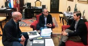 O Concello de Ourense levará a Pleno tres convenios de colaboración coa Confederación Hidrográfica Miño-Sil