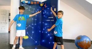 O Universo segundo os alumnos do CEIP Plurilingüe Condesa de Fenosa do Barco