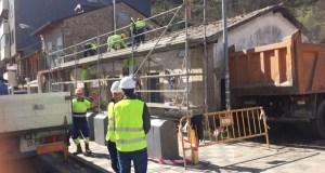 """Comezan as obras de rehabilitación da """"Casa dos Camiñeiros"""" en Viloira"""