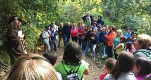 Trives dá a benvida a maio cunha ruta de sendeirismo familiar
