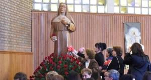 Da novena ao día grande das Festas da Santa Rita no Barco, o 22 de maio