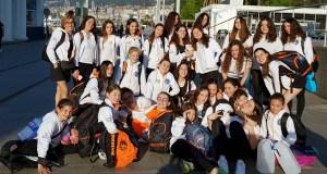 O Sincro Ourense remata a liga galega de figuras cun ouro, unha prata e un bronce