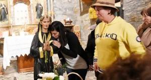 Casaio dá a benvida ao mes de maio honrando a San Xil na ermida