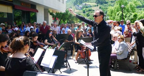 A Banda de Música do Barco actuará no día grande das Festas da Santa Rita no Barco