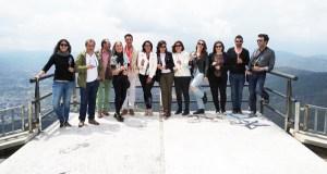 Visita de blogueiros e prensa especializada á D.O. Valdeorras