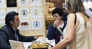 A castaña galega promociónase en Gourmets