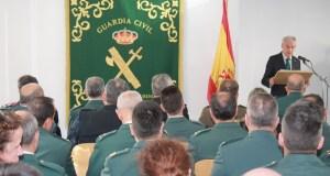 A Garda Civil celebra o 174º aniversario da súa fundación