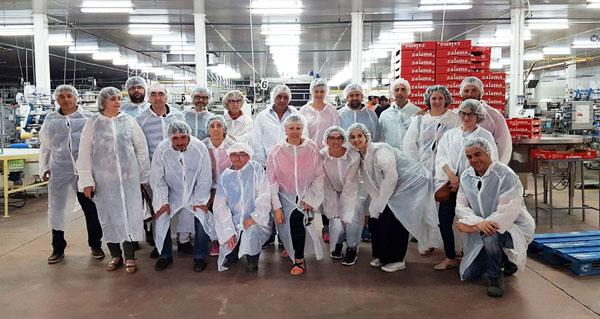 Viaxe do GDR Sil-Bibei-Navea para coñecer o cooperativismo no norte de Cáceres