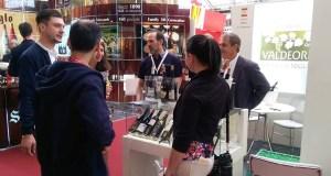 Os viños valdeorreses promociónanse na London Wine Fair