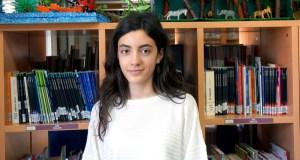 Sofía Álvarez, do IES Martaguisela, pasa á fase final da Olimpíada Matemática Galega 2018