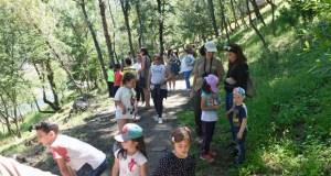 Xornada medioambiental e educativa en Sobradelo (Carballeda de Valdeorras)