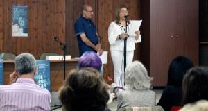 O 32º Encontro de Poetas reúne a unha trintena de voces na Rúa